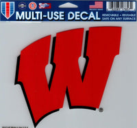 University of Wisconsin Multi-Use Decal Sticker 5
