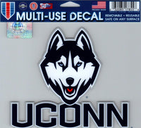 University of Connecticut Multi-Use Decal Sticker 5