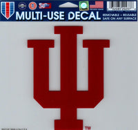 Indiana University Multi-Use Decal Sticker 5