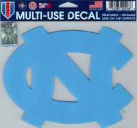 University of North Carolina Multi-Use Decal Sticker 5