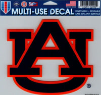 Auburn University Multi-Use Decal Sticker 5