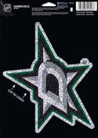 Dallas Stars Holographic Shimmer 5