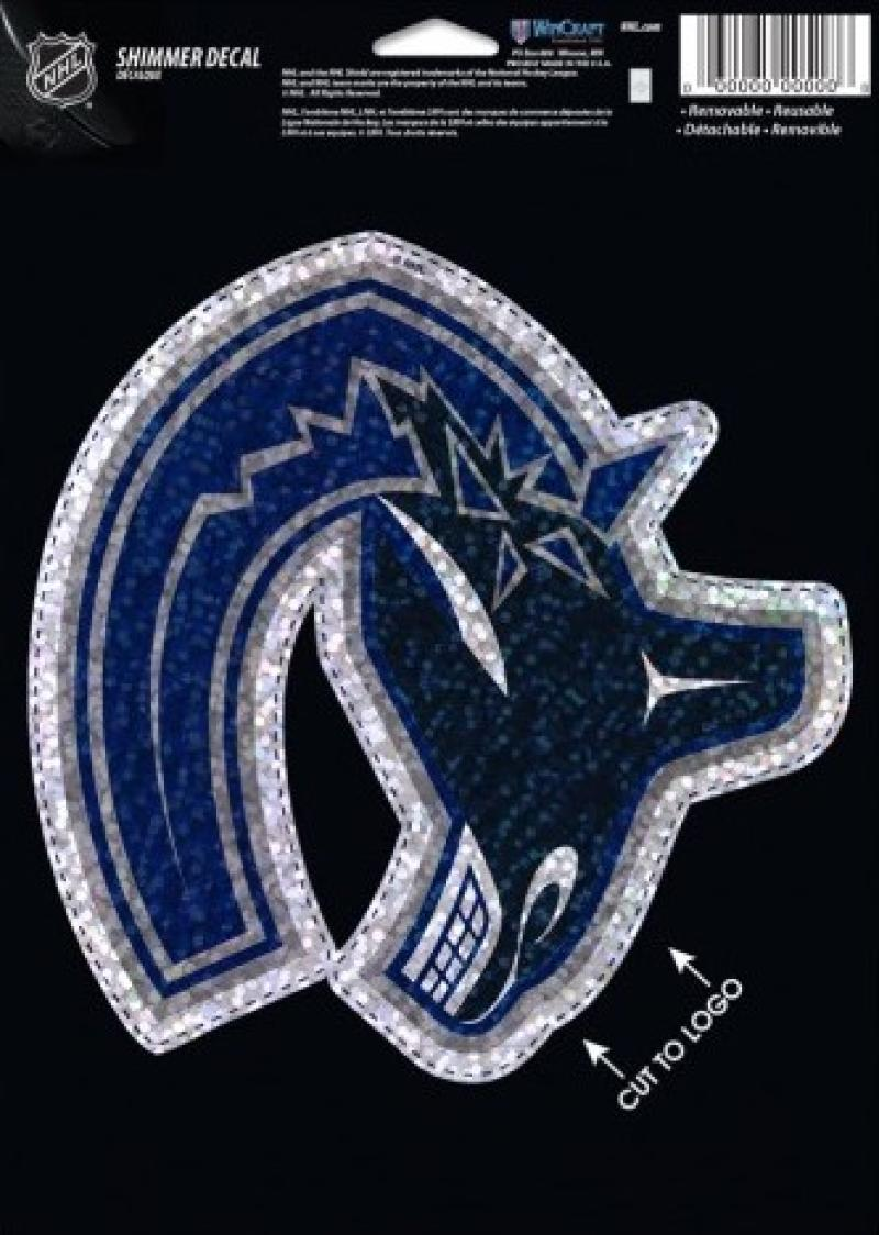 0f9909f5 Vancouver Canucks Holographic Shimmer 5
