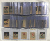 1951-52 Parkhurst Complete Set 1-105 Vintage Hockey Howe, Richard, Sawchuk RC