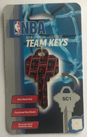 Portland Trail Blazers NBA Basketball Licensed Metal Team Key Blank SC1