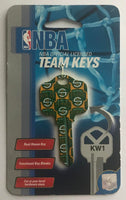Seattle Supersonics NBA Basketball Licensed Metal Team Key Blank KW1