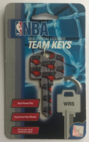 Charlotte Bobcats NBA Basketball Licensed Metal Team Key Blank WR5