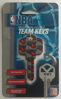 Charlotte Bobcats NBA Basketball Licensed Metal Team Key Blank KW1