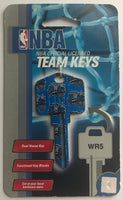 Orlando Magic NBA Basketball Licensed Metal Team Key Blank WR5