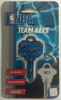 Orlando Magic NBA Basketball Licensed Metal Team Key Blank SC1