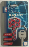 Detroit Pistons NBA Basketball Licensed Metal Team Key Blank WR5