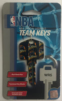 Washington Wizards NBA Basketball Licensed Metal Team Key Blank WR5