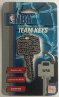 San Antonio Spurs NBA Basketball Licensed Metal Team Key Blank WR5