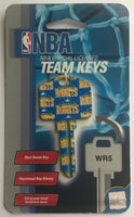 Denver Nuggets NBA Basketball Licensed Metal Team Key Blank WR5