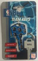 Dallas Mavericks NBA Basketball Licensed Metal Team Key Blank WR5
