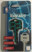 Memphis Grizzlies NBA Basketball Licensed Metal Team Key Blank WR5