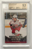 2010-11 Upper Deck JEFF SKINNER BGS 9.5 Young Guns YG RC RC Rookie -824