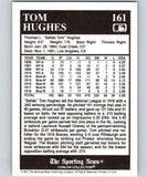 1991 Conlon Collection #161 Tom Hughes LL NM Boston Braves