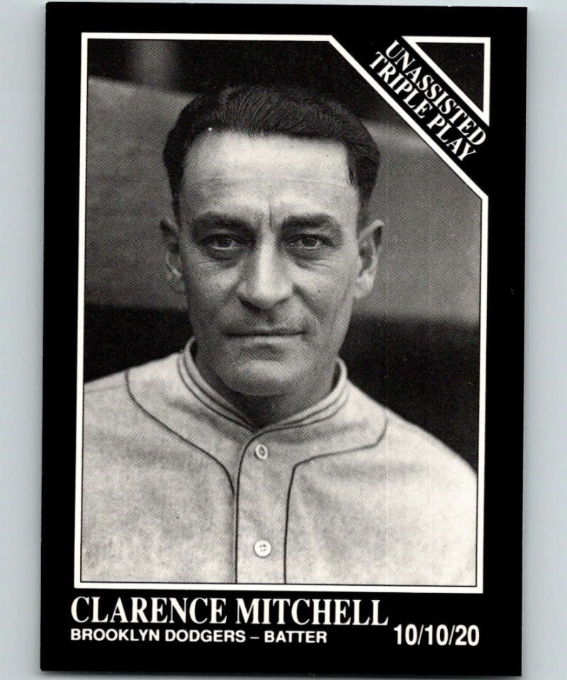 1991 Conlon Collection #202 Clarence Mitchell TP NM Brooklyn Dodgers