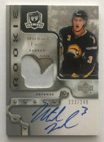 2006-07 The Cup #116 Michael Funk RC Rookie Auto 64/249 Patch 06947