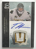 2007-08 The Cup #174 Tobias Stephan RC Rookie Auto 175/249 Patch 06973