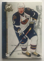 2008-09 Upper Deck The Cup #43 Ilya Kovalchuk 12/249 NHL Hockey 06985
