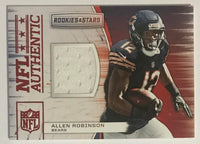 2018 Rookies and Stars NFL Authentic Jersey Allen Robinson BEARS 06829
