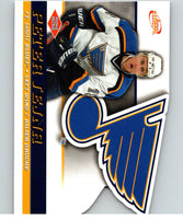 2003-04 Pacific McDonald's #43 Peter Sejna MINT St. Louis Blues 06835