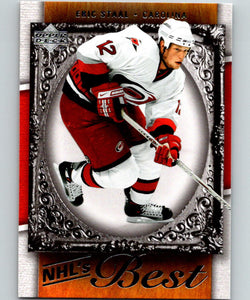 2007-08 Upper Deck NHL's Best #B14 Eric Staal 07072