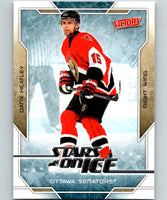 2007-08 Upper Deck Victory Stars on Ice #SI11 Dany Heatley 07112
