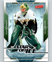 2007-08 Upper Deck Victory Stars on Ice #SI35 Marty Turco 07113
