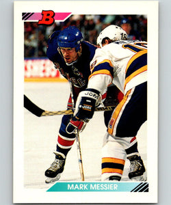 1992-93 Bowman #113 Mark Messier MINT 07149