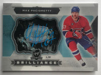 2014-15 Upper Deck The Cup Brilliance Max Pacioretty  Auto 07264