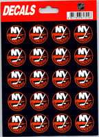 New York Islanders Vinyl Sticker Sheet 5
