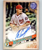 2018 Topps Gypsy Queen Autographs Koda Glover Auto Nationals 07405