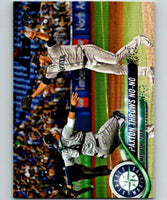 2018 Topps Update #US5 James Paxton Like New Seattle Mariners