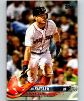 2018 Topps Update #US10 Ian Kinsler Like New Boston Red Sox