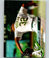 2018 Topps Update #US20 Jeurys Familia Like New Oakland Athletics