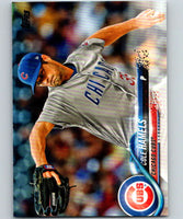 2018 Topps Update #US32 Cole Hamels Like New Chicago Cubs