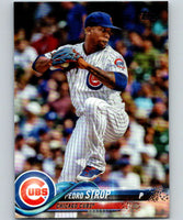 2018 Topps Update #US41 Pedro Strop Like New Chicago Cubs