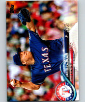 2018 Topps Update #US45 Bartolo Colon Like New Texas Rangers
