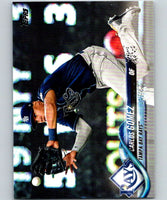 2018 Topps Update #US46 Carlos Gomez Like New Tampa Bay Rays