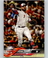 2018 Topps Update #US49 Eugenio Suarez Like New Cincinnati Reds