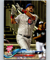 2018 Topps Update #US59 Kyle Schwarber Like New Chicago Cubs