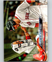 2018 Topps Update #US69 Boston Red Sox Veterans Like New
