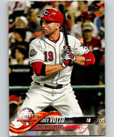 2018 Topps Update #US74 Joey Votto Like New Cincinnati Reds