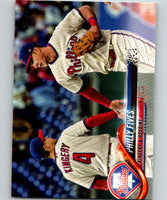 2018 Topps Update #US128 Philadelphia Phillies Veterans Like New