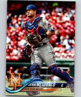 2018 Topps Update #US133 Devin Mesoraco Like New New York Mets