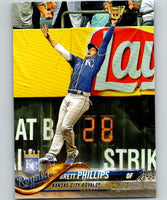2018 Topps Update #US134 Brett Phillips Like New Kansas City Royals