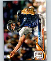 2018 Topps Update #US139 John Hicks Like New Detroit Tigers